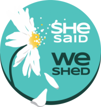 She Said We Shed Podcast