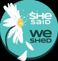 She Said We Shed Podcast